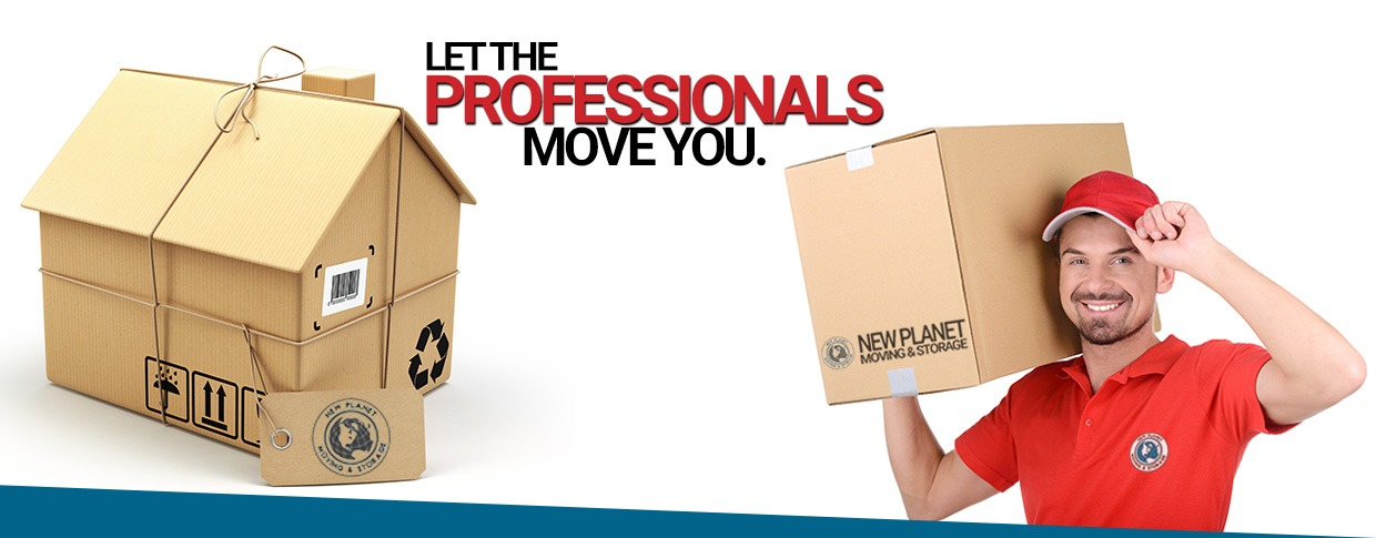 Movers Las Vegas - New Planet Moving and storage