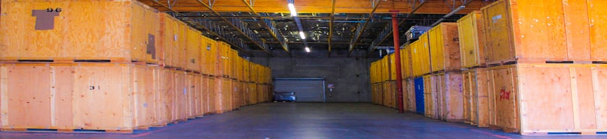 Storage Services Las Vegas - New Planet Moving